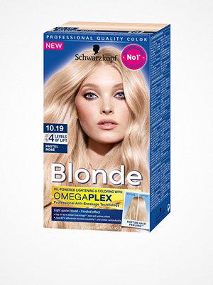 Hårprodukter - Schwarzkopf Poly Blonde 10.19 Frosted Pastel