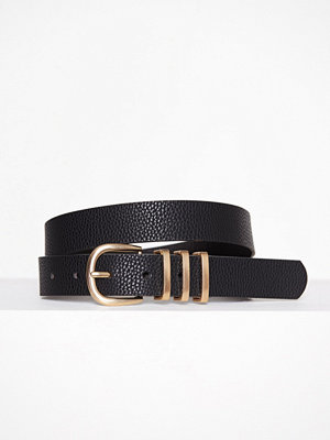 Pieces Pclea Jeans Belt Noos Black