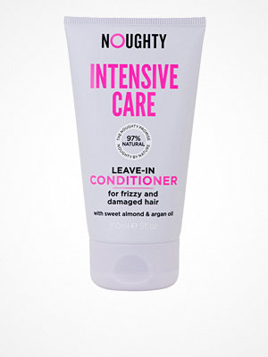 Hårprodukter - Noughty Intensive Care Leave In Conditioner 150ml Transparent
