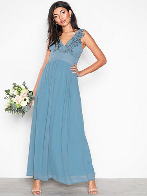 Sisters Point Nanny-L Dress Dusty Blue