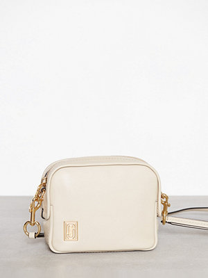 Marc Jacobs omönstrad axelväska The Mini Squeeze Cloud