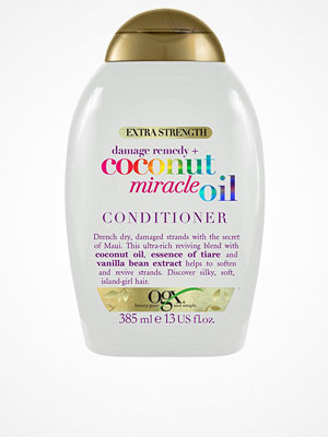 Hårprodukter - OGX Coconut Miracle Oil Conditioner 385ml