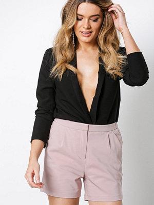 Shorts & kortbyxor - Vila Viadelia Rw Shorts Ljus Rosa