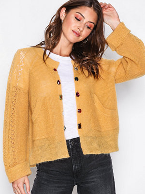 Odd Molly Choice Maker Cardigan Honey