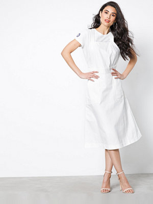 Polo Ralph Lauren Denim Dress White