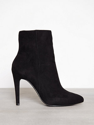 Pumps & klackskor - Bianco Classic Stiletto Boot Svart