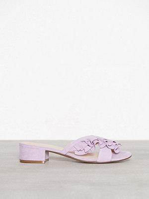 Tofflor - Bianco Slip In Sandal Lilac