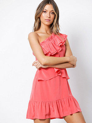 Iro Brooka Dress Coral Pink
