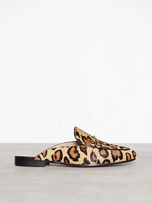 Tofflor - Sam Edelman Linnie Brahma Hair Leopard