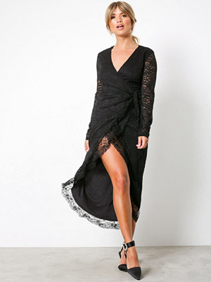 Moves Fadia Dress Black