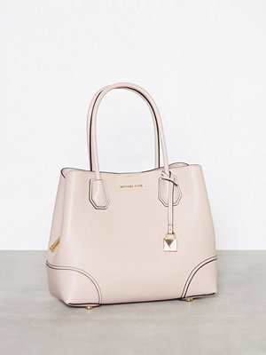 MICHAEL Michael Kors Mercer Gallery Md Center Zip Tote Rosa