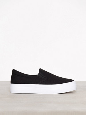 Sneakers & streetskor - Duffy Slip-On Sneaker Svart