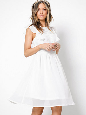Sisters Point Nody Dress White