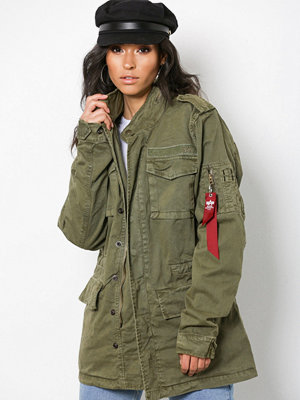 Alpha Industries Huntington Olive