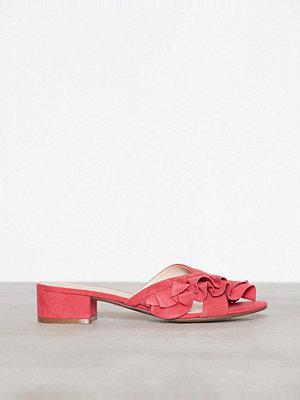 Tofflor - Bianco Slip In Sandal