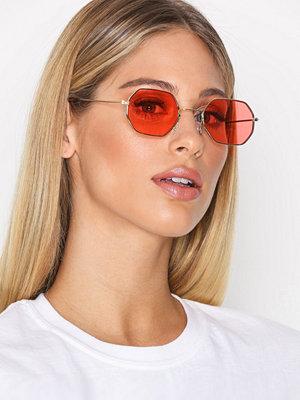 Solglasögon - NLY Accessories 8s Sunglasses Rosa