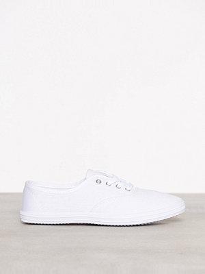 Duffy Textil Sneaker Vit