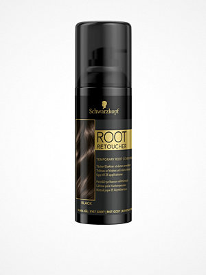 Hårprodukter - Schwarzkopf Root Retoucher Black