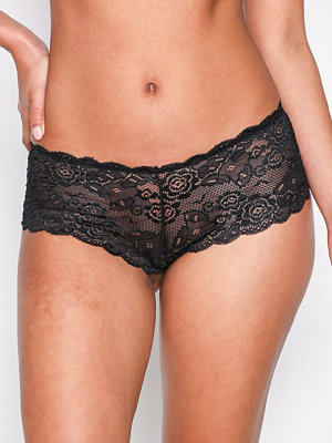 Only onlCHLOE Lace 2-Pack Brief Acc Svart