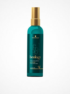 Hårprodukter - Schwarzkopf Beology AntiFrizz Spray Mist 150 ml Transparent