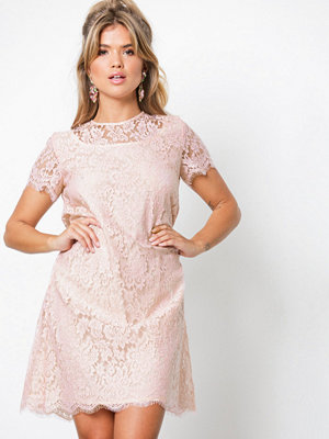 Ida Sjöstedt Helena Dress Soft Pink