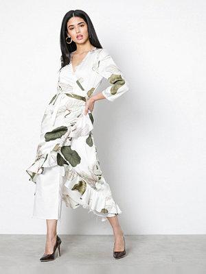 Festklänningar - Object Collectors Item Objpantheon 3/4 Maxi Dress Rep.