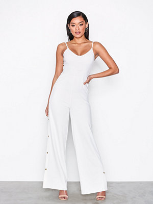 NLY One Side Button Jumpsuit