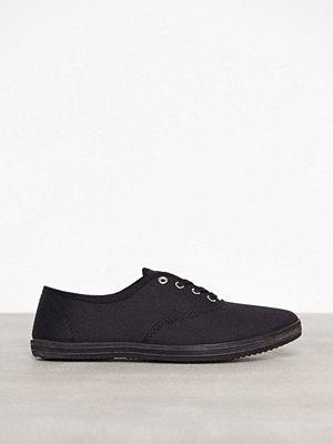 Duffy Textil Sneaker Svart