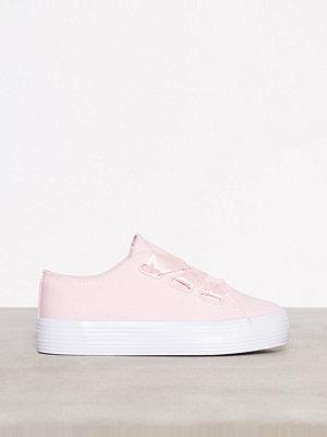 Sneakers & streetskor - Duffy Lace Sneaker Rosa