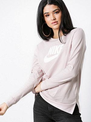 Nike Nsw Tee Ls Hbr Rosa