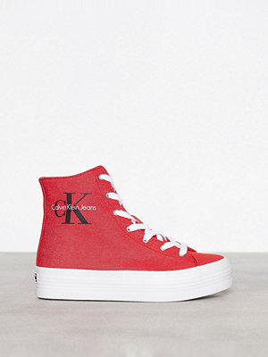 Calvin Klein Jeans Zabrina Denim Röd