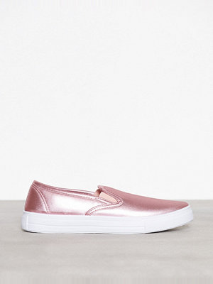 NLY Shoes Slip In Sneaker Rosa