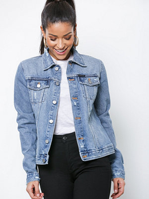 Jeansjackor - Calvin Klein Jeans Clean Line Trucker Vintage