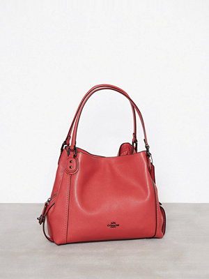 Coach Edie 31 Shoulder Bag Red