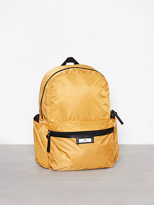 Day Birger et Mikkelsen gul ryggsäck Day Gweneth Pack B Nectarine