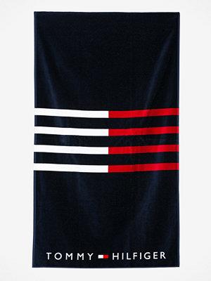 Strandplagg - Tommy Hilfiger Underwear Towel Navy