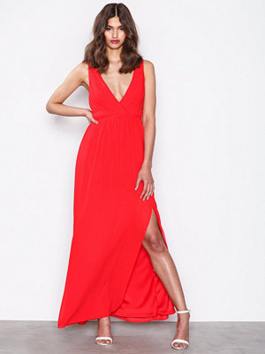 TFNC Cannery Maxi Dress Red
