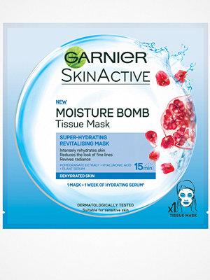 Garnier Moisture Bomb Tissue Mask Transparent