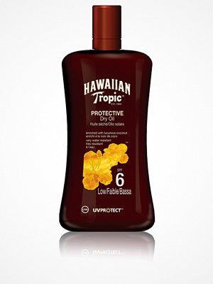 Solning - Hawaiian Tropic Protective Dry Oil SPF 6 200 ml Transparent