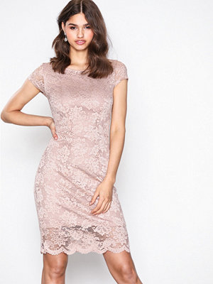 Selected Femme Sfcharlotte New Cap Lace Dress Ex Shadow