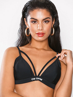 OW Intimates Capri Swim Top Svart