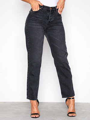 Sweet Sktbs Sweet Yard Used Black Jeans Svart