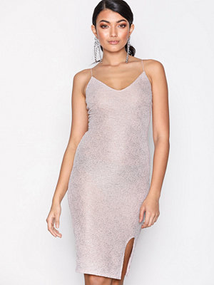 NLY One Bombshell Sparkle Dress