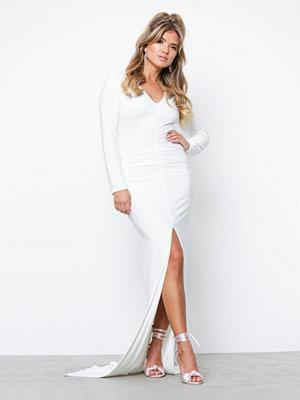 Honor Gold Jessica Maxi Dress White