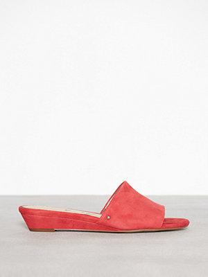 Sandaler & sandaletter - Sam Edelman Liliana Kid Suede Leather Röd
