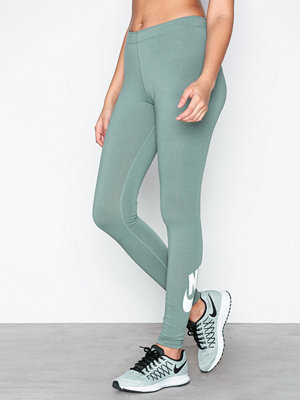 Nike NSW Leggings Legasee Logo Grön