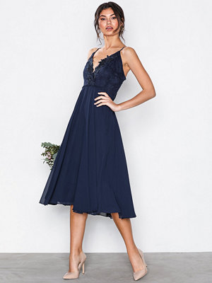 U Collection Perfect Short Dress Navy