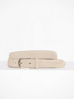 Bälten & skärp - Gant Suede Belt Khaki