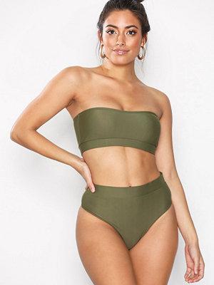 NLY Beach One O One Bikini Panty Olive