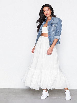 Polo Ralph Lauren Maxi Skirt White